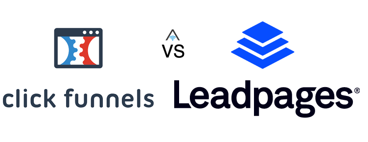 clickfunnels leadpages comparison