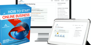 start your business from scratch online course