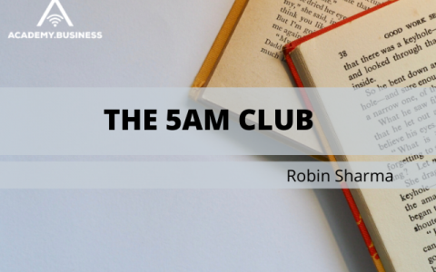 The 5AM Club – Book Review