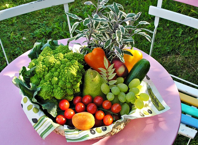 start a fruit and vegetables delivery business
