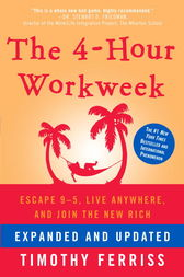 the 4-hour workweek ebook cover