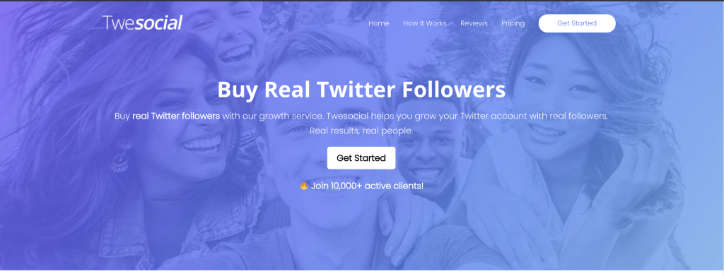 Twesocial is a great tool to increase your twitter followers