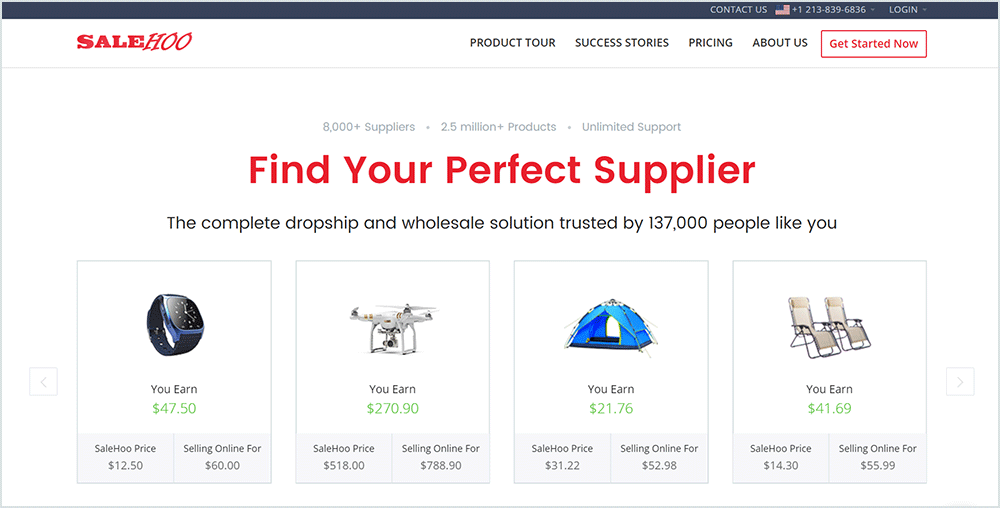 find your perfect supplier for dropshipping