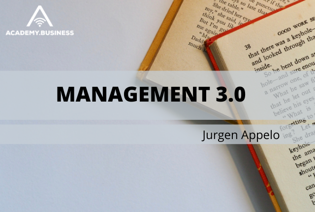 Management 3.0 Book Review