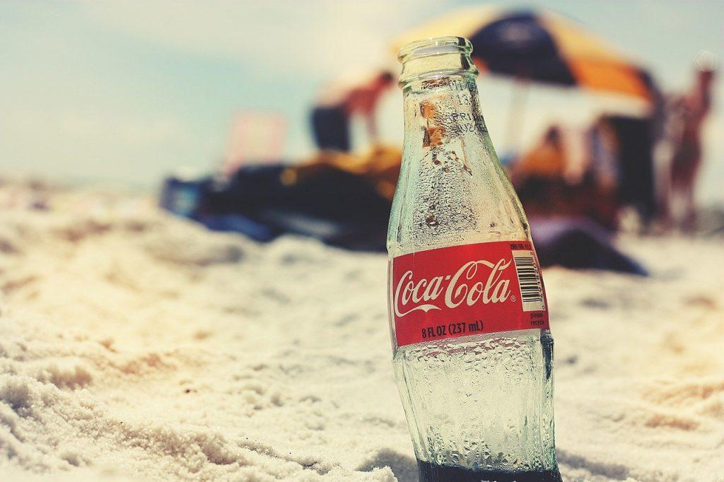 coca cola brand example