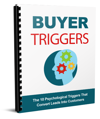buyer triggers pdf report