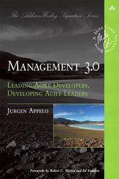 Management 3.0 book