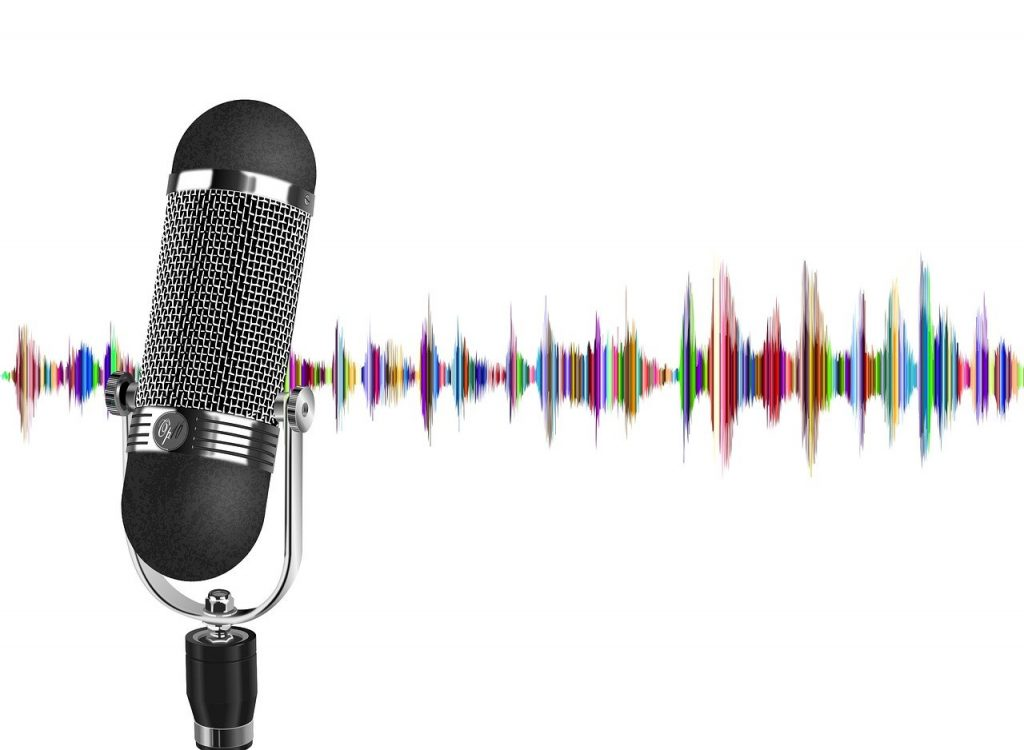 podcast voice search