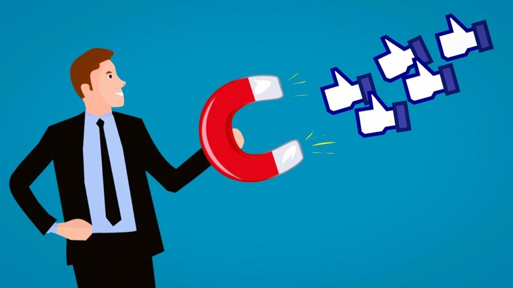 interactive content through social media and other mediums